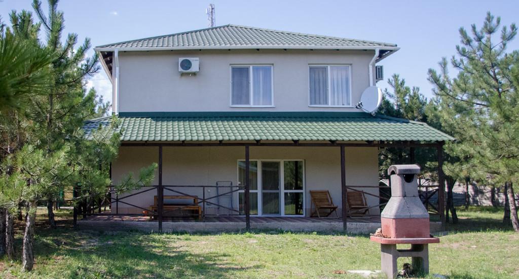 Коттедж в Коблево - аренда